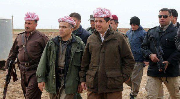 مسرور بارزاني: الشراك الخداعية لداعش التي يمكن أن تفجر أحياء بأكملها