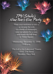 New Year s Eve Party Invitations New Years Eve Party Invitation New Year s