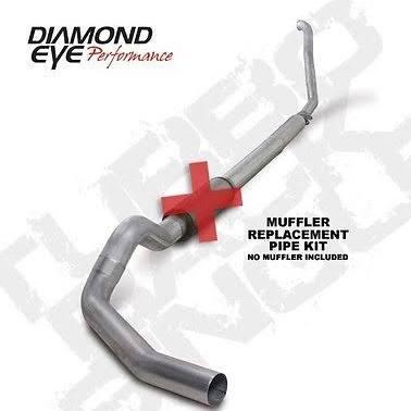 diamond eye 5 exhaust ford 7 3l 94 97 k5315a rp