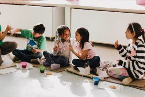 IRCOM children in progam