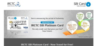 IRCTC SBI Loyalty Free Ticket Shubh Yatra Scheme Card