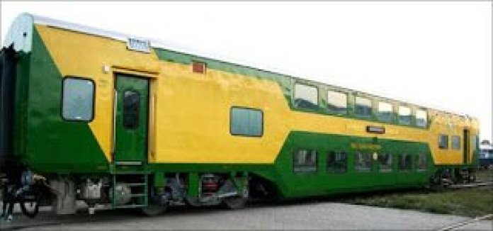 Double Decker Trains in India