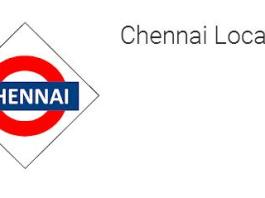Chennai Local Train - UTS Mobile App