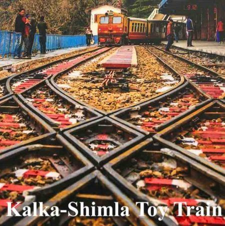 Kalka-Shimla Toy Train Service