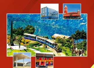 Train Time Table 2018 - 2019