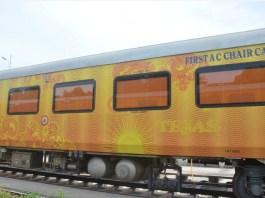 Lucknow – New Delhi - Lucknow IRCTC Tejas Express