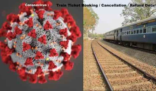 COVID 19 Train Booking Registration Rule Sharmik Special