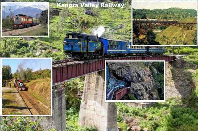 Kangra Valley Railway Details