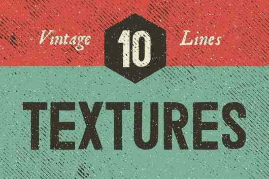 10 Vintage Lines Textures and Patterns