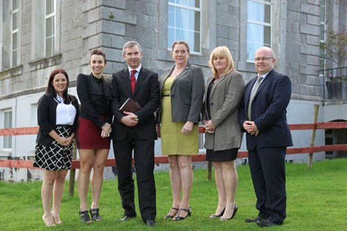 Duhallow Business Awards Launch 2014