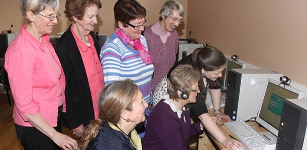 benefIT training for older people in duhallow