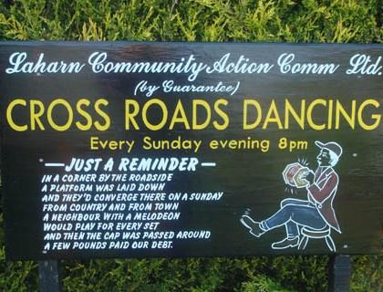 Laharn Cross – Cross Roads Dancing