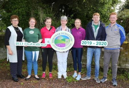 Aghinagh Macra na Fierme 5 Km run and get to know your neighbour event