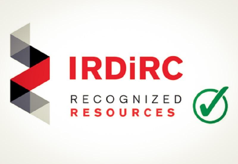 4c03a0c215df IRDiRC Recognized Resources