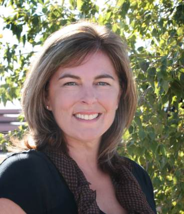 Author Claire Eckard