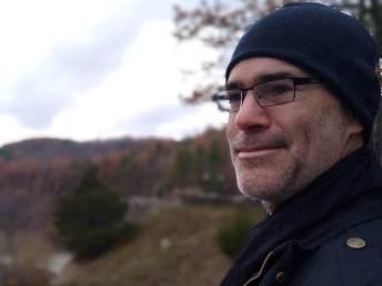 Author Derek Fisher