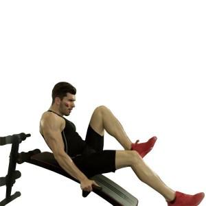 iReborn Sit-Up Bench 31