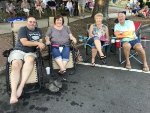 Piedmont HealthCare Friday After 5 concert featuring Caribbean Roots