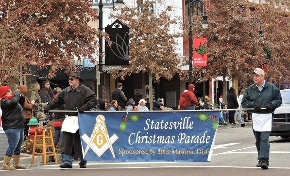 Statesville Christmas Parade 2021 2020 Statesville Christmas Parade Canceled Due To Covid 19 Iredell Free News