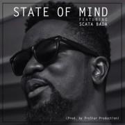 Sarkodie ft Scata Bada – State of Mind (Prod. by ProStar Production)