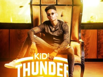 Download Music From KiDi – Thunder (Prod by KiDi)