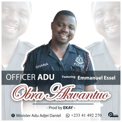 Officer Adu Obra Akwantuo