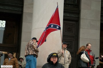 Image result for Tea Party texas protester niggar