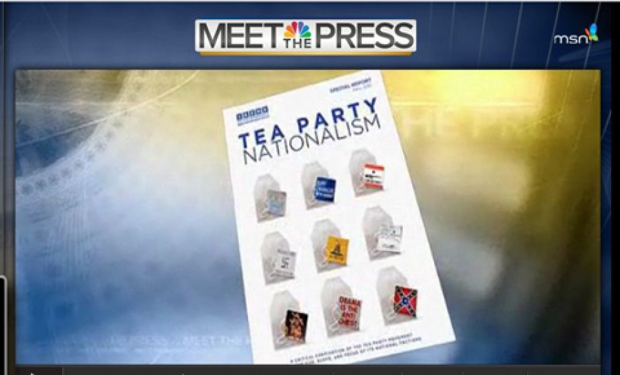 Tea Party Nationalism goes live! ⋆ IREHR