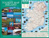 Ireland Maps Free  and Dublin  Cork  Galway     Click Here to buy the Tourist Map of Ireland