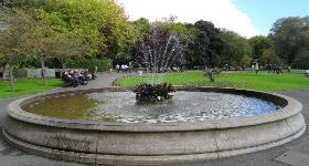 St Stephens Green  Park