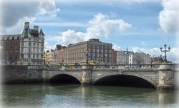 O'Connell Bridge Cross Over
