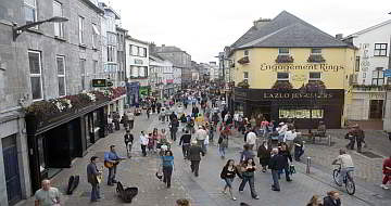 Ireland County Galway City Centre Resized