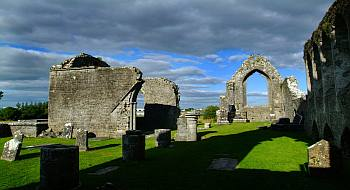 Dominican Friary Ruins Ireland County Roscommon Active
