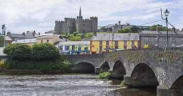 Ireland County Wexford Enniscorthy Resized