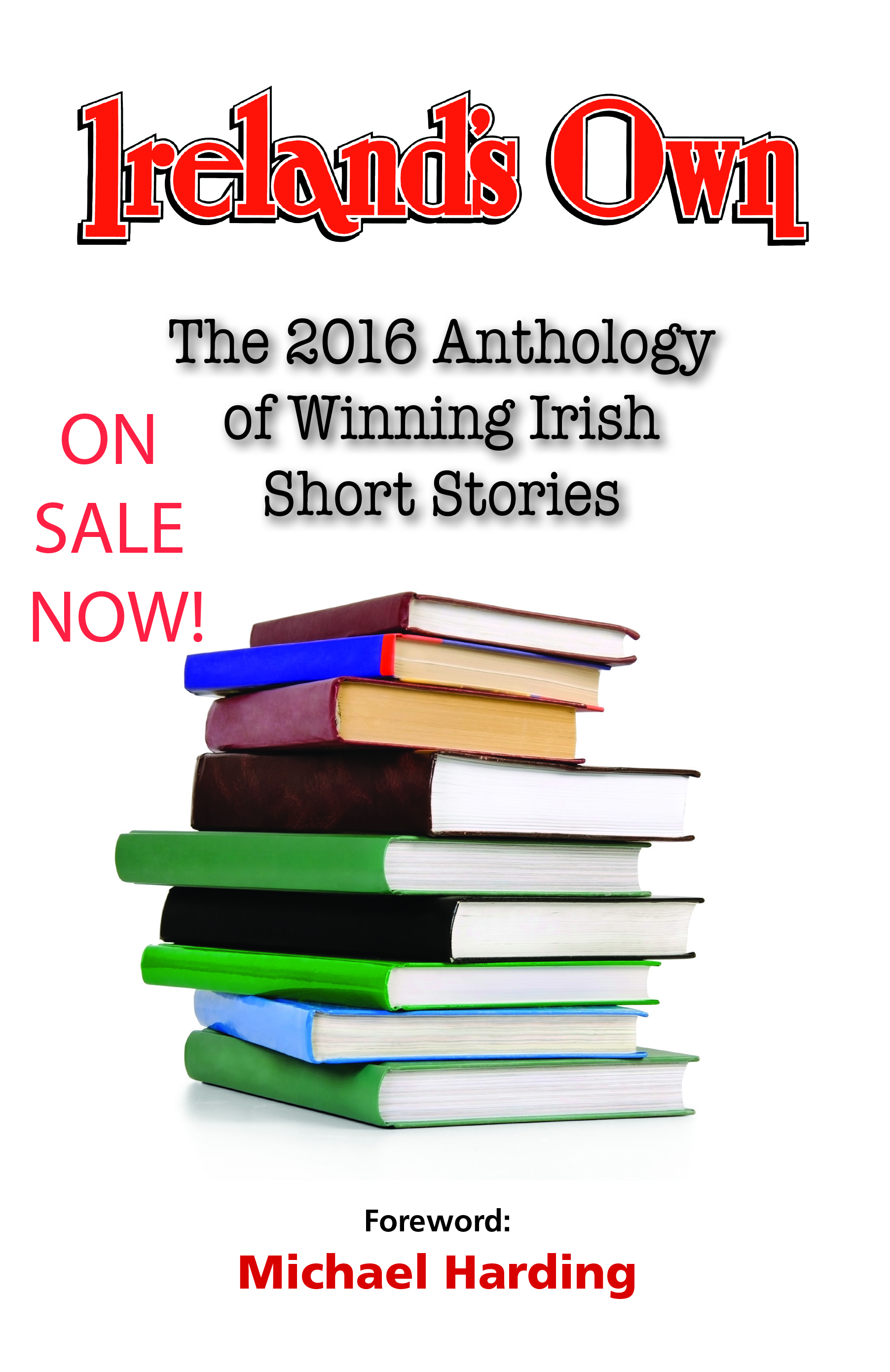 Ireland's Own Anthology Cover 241016.indd