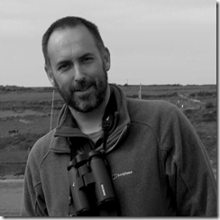 Wildlife blogger and online content specialist Calvin Jones
