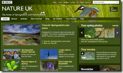 BBCs Springwatch returns to our screens later this month