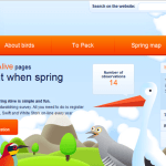 Spring Alive: help track spring's progress through Europe