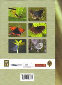 Ireland's Butterflies: A Review (Back Cover)
