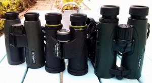 Binocular styles