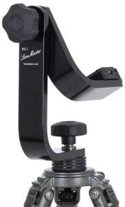lensmaster-gimbal-rh2-tripod