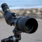 Vanguard Endeavor HD Spotting Scope front view