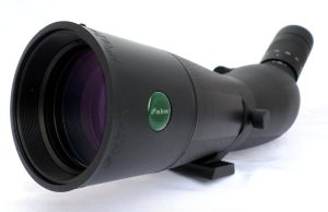Olivon T650 Spotting Scope review on Ireland's Wildlife