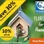 Peanuts for peanuts — 30% off — order yours now!