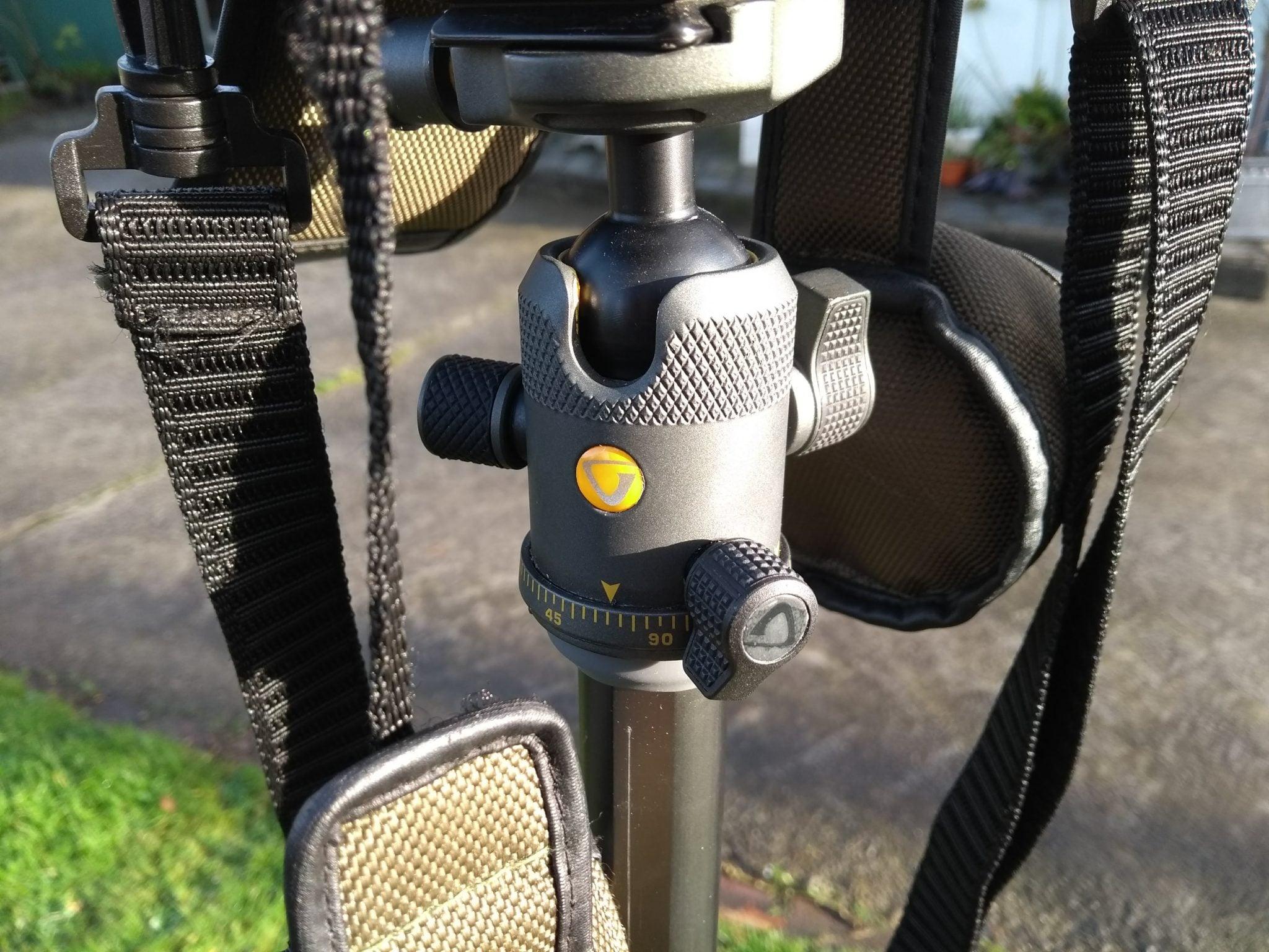 Vanguard Veo2 265cb Travel Tripod Irelands Wildlife Veo Carbon Fiber The Versatile Bh 50 Ball Head Comes Bundled With
