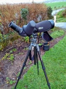 VEO2 265CB with full-size scope