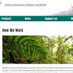 The World Land Trust