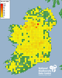 Downloadable biodiversity maps of Ireland