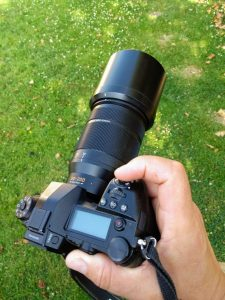 Lumix G9 and Leica DG 50-200mm f2.8-4.0