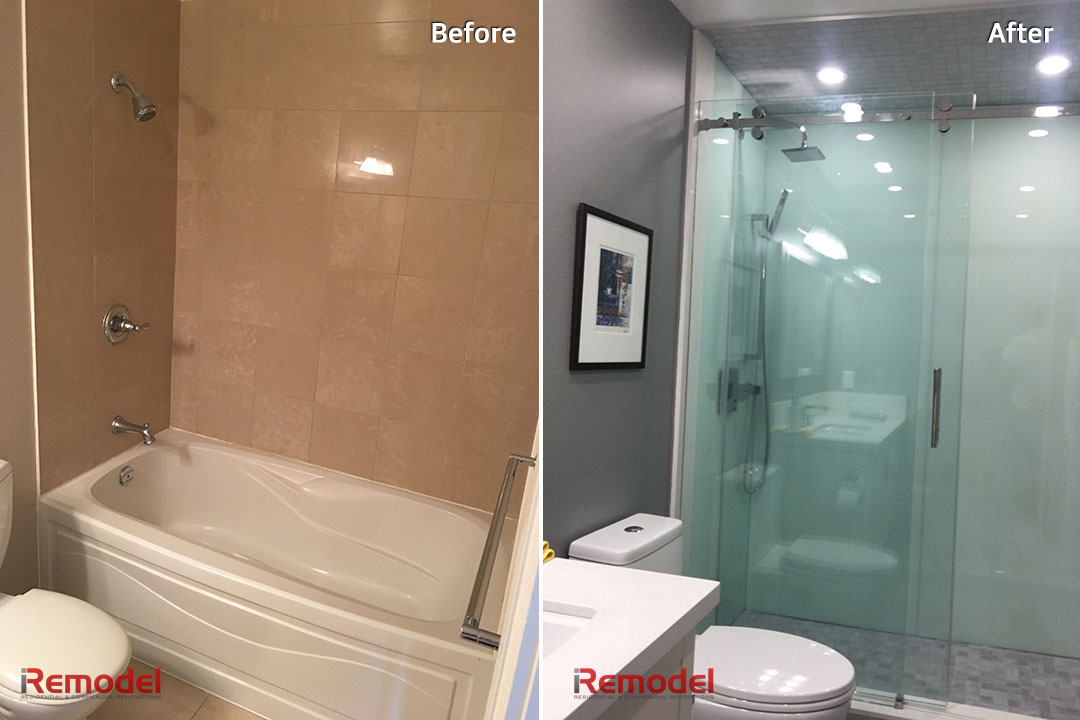 Home Renovations In Toronto Before And After Photo Gallery